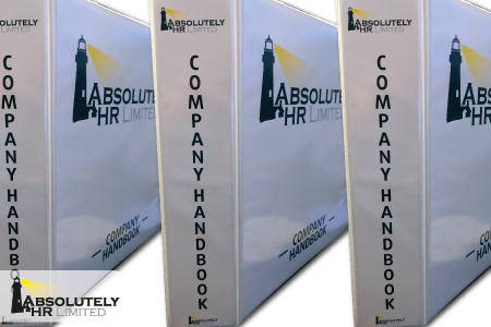Absolutely HR | Company Handbooks | Edinburgh | Glasgow