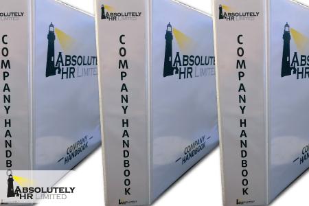 company handbooks absolutely hr